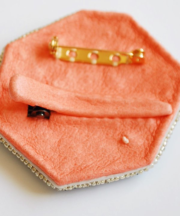 Polaris(Large) / brooch