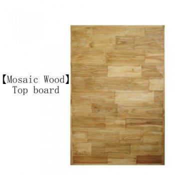 Natural  Mosaic wood