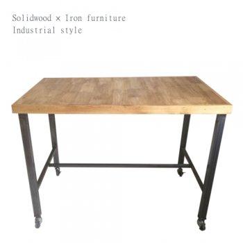 Industrial テーブル