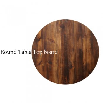 Round Table 無垢杉Top board