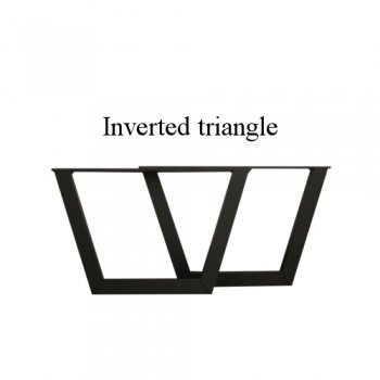Inverted triangle Leg