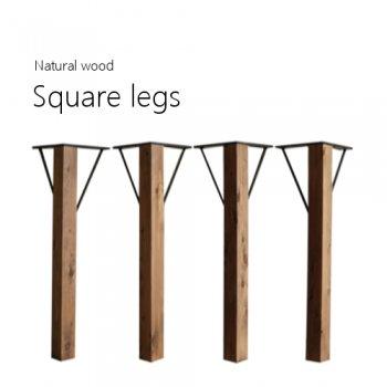 Square leg