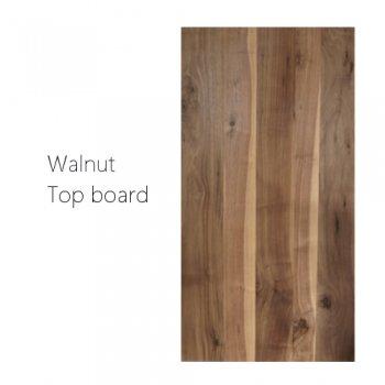 Walnut Top board