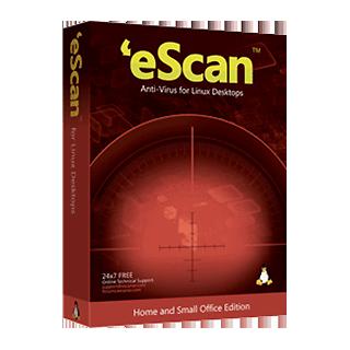 eScan Anti-Virus for Linux Desktop