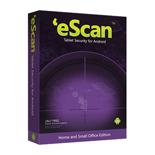 eScan Tablet Security for Android