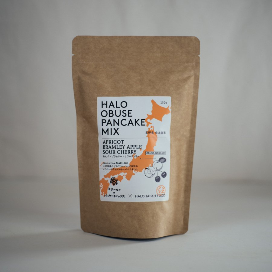 HALO OBUSE PANCAKE MIX