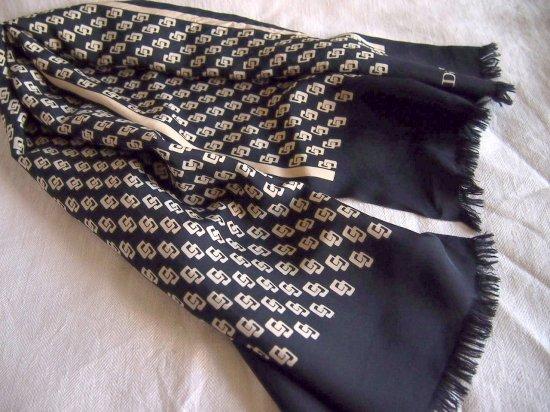 【Dior sport】 黒&アイボリー モノグ...