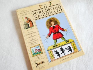 『IL PORCOSPINO RAGIONATO』ドイツの19世紀の絵本 イタリア語解説版<img class='new_mark_img2' src='https://img.shop-pro.jp/img/new/icons8.gif' style='border:none;display:inline;margin:0px;padding:0px;width:auto;' />