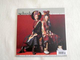 【selvedge】 Magazine/No.85 ・ EAST  英国 セルヴェッジ・マガジン