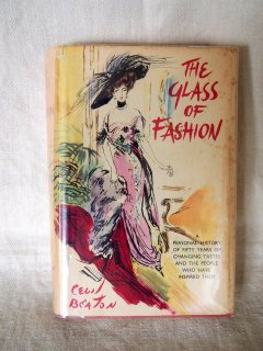Cecil Beaton 『The Glass of Fashion』 セシル・ビートン[ファッションの鏡]