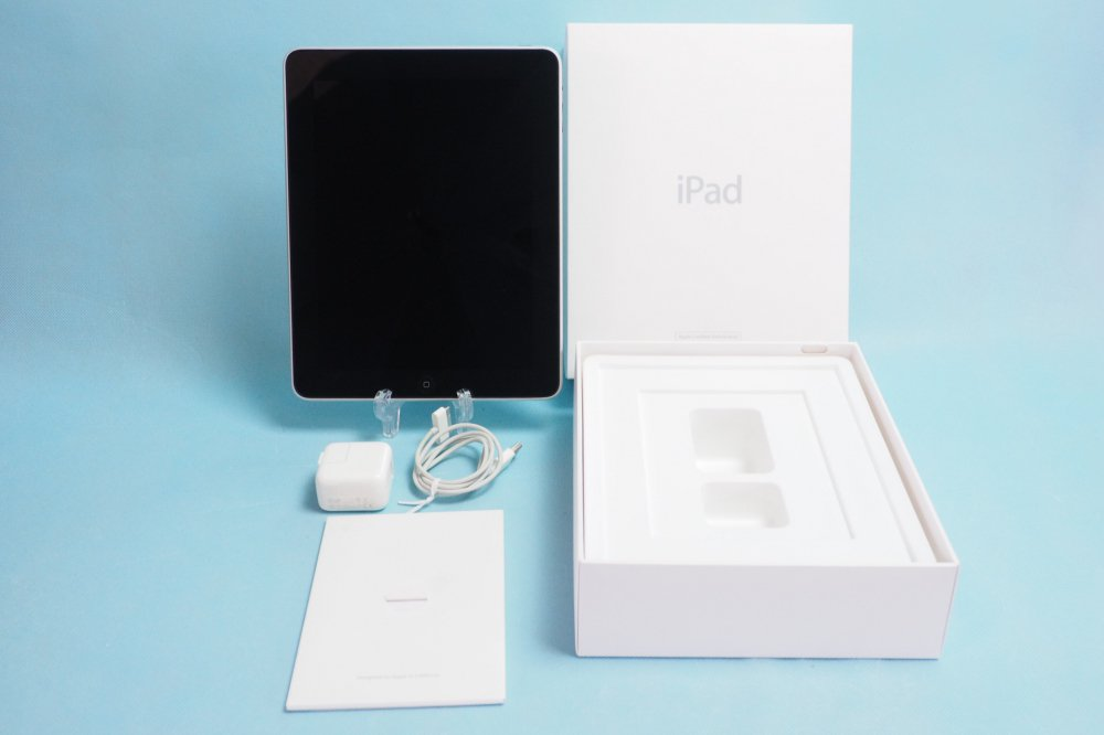 並み品|Apple iPad 初代 16GB FB292J/A