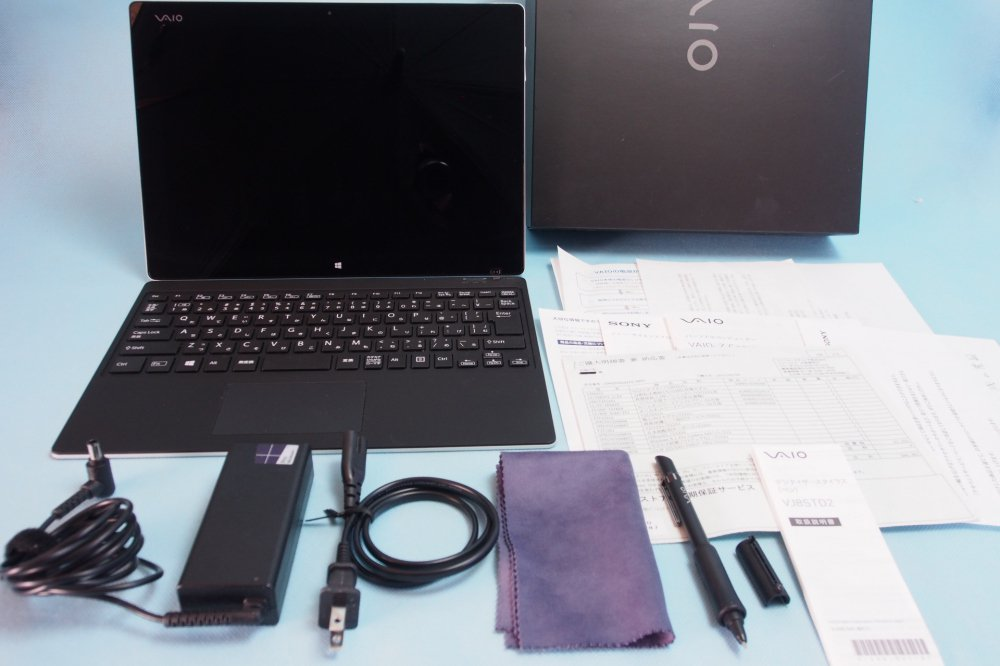 美品|VAIO Z Canvas VTZ12A1 i7 8GB SSD256GB Win8.1 Pro タッチパネル