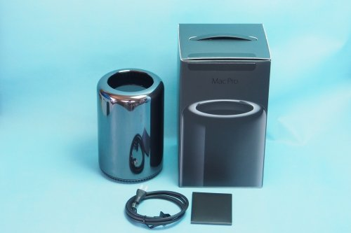 美品|Apple/Mac Pro/OS Sierra/3.5GHz Xeon E5/メモリ 16GB/SSD 512GB/Late 2013