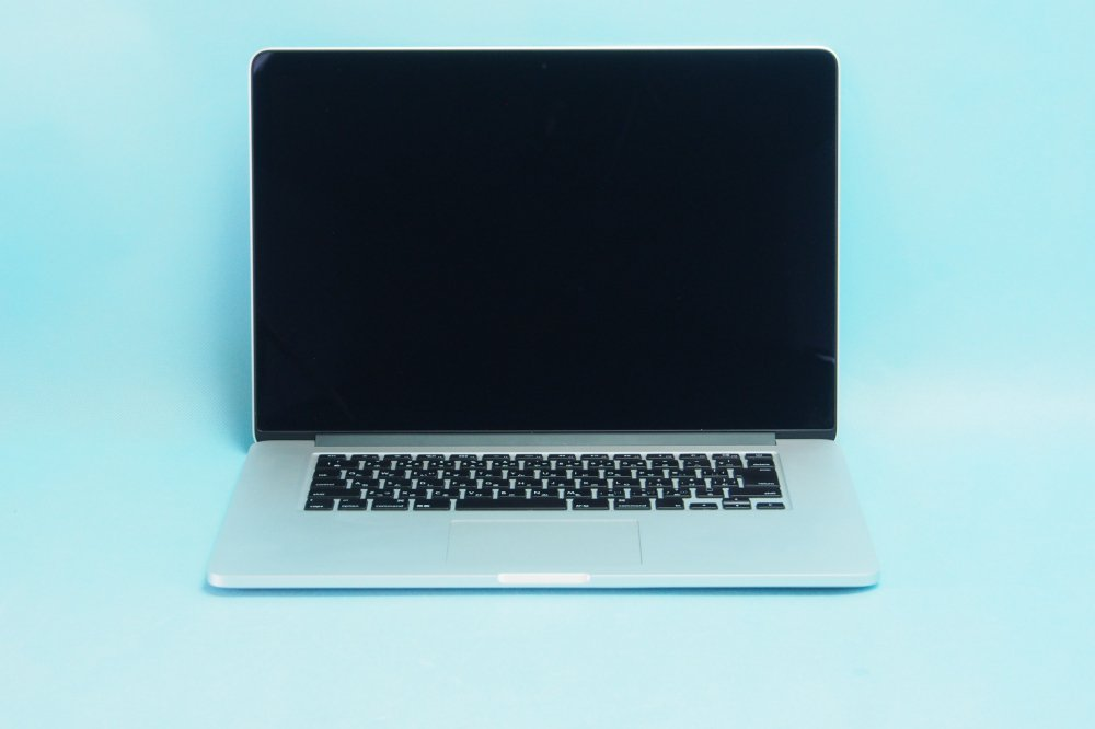 超美品|Apple MacBook Pro / 15inch / Retina / 2.3GHz / i7 / 16GB / SSD 512GB / GT750M / Late 2013