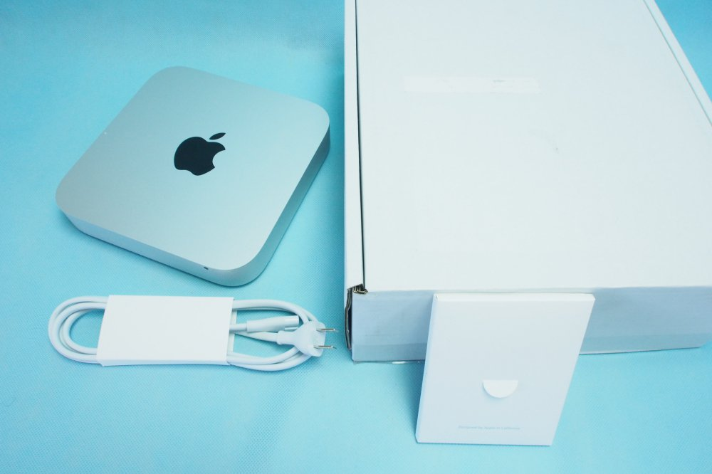 美品|Apple Mac mini FGEM2J/A リファビッシュ版 1.4GHz i5 4GB HDD500GB Late2014