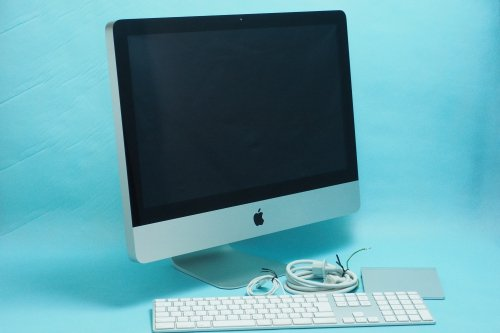 並み品|Apple/iMac/21.5/2.8GHz Core i7/8GB/SSD 256GB + HDD 1TB/Radeon 6770M/Mid 2011 + キボード + トラックパッド