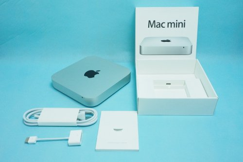 超美品|Apple/Mac mini/2.6GHz Core i7/メモリ16GB/ストレージ FD 1.12TB/Late 2012