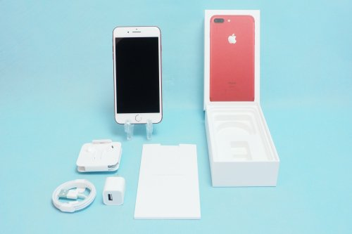新品同様|Apple iPhone 7 Plus 128GB (PRODUCT)RED Special Edition MPRE2J/A SIMフリー<img class='new_mark_img2' src='//img.shop-pro.jp/img/new/icons1.gif' style='border:none;display:inline;margin:0px;padding:0px;width:auto;' />