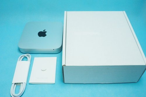 超美品|Apple Mac mini(2.6GHz Core i5/8GB/SSD 256GB/Late 2014/整備済品)