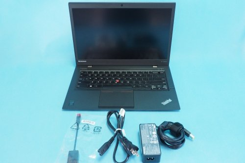 美品|Lenovo ThinkPad X1Carbon  20A7CTO1WW 2014年モデル(USキー/Win 8/Intel Core i5/8GB/SSD 128GB)
