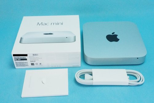 超美品|APPLE Mac mini 3GHz/i7/16GB/256GB Late 2014