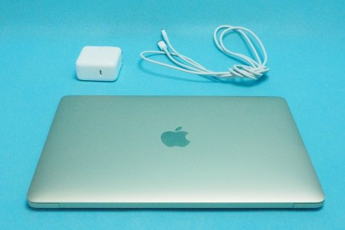 超美品|Apple MacBook Retina 12-inch  Early 2016 1.2GHz Core M5 8GB 512GB ゴールド 充電回数8回