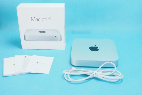 超美品|APPLE Mac mini 2.6GHz Core i5 8GB 1TB  Late2014
