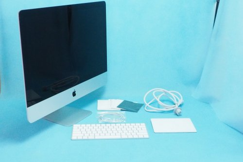 超美品|Apple iMac  21.5インチ 2.8GHz  i5 8GB Fusion 1TB Late 2015 USキー