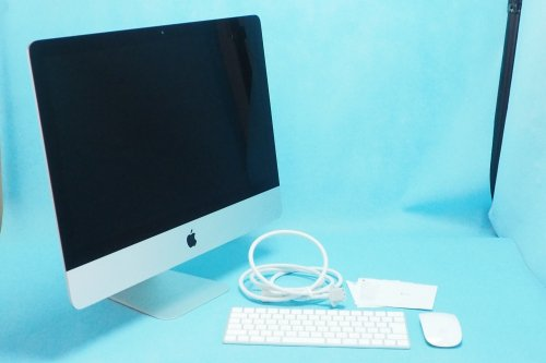 超美品|Apple iMac  21.5インチ Retina 4K 3.1GHz  i5 8GB  1TB Late 2015