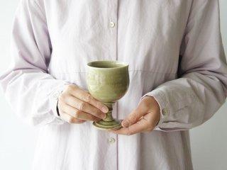 ワインカップ太 灰
