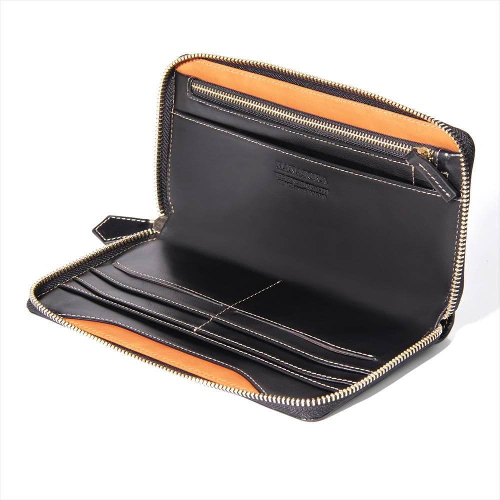 フルグレインレザー長財布