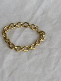 brass classic bracelet