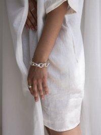 sv925 bold bracelet