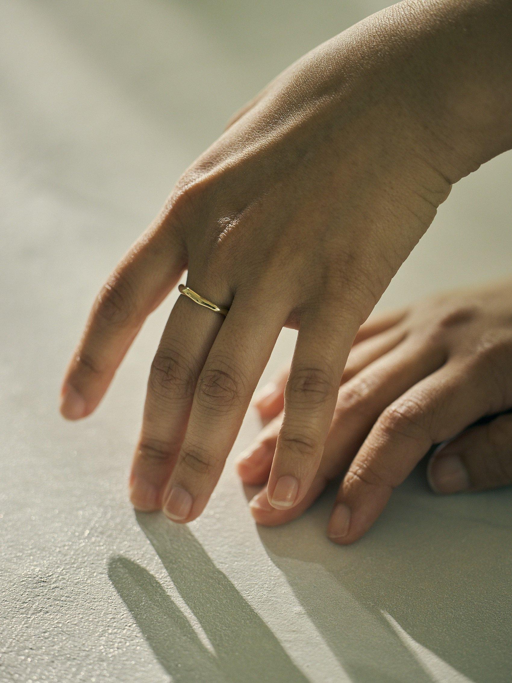 brass sea ring