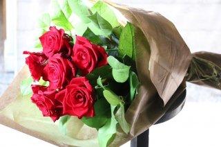 赤いバラの花束!3000