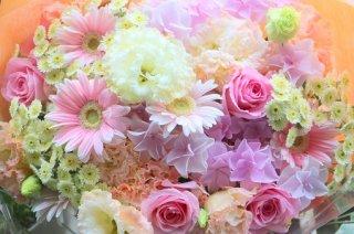 ふんわり可愛い花束!5000