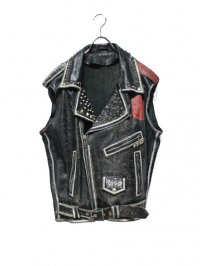 【USED】<br>CUSTOM BIG RIDERS VEST