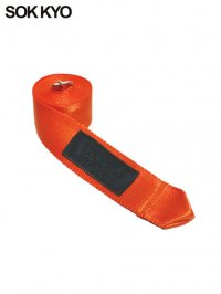 【SOK KYO】<br>SHIT BELT / ORANGE