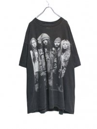 【USED】<br>90's WHITE ZOMBIE BIG Tee