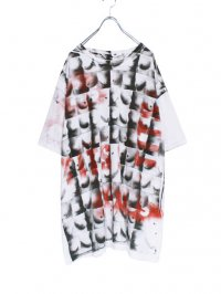【USED CUSTOM】<br>BOOBS ALL-OVER PRINT Tee