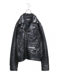 【USED】<br>BIG DOUBLE RIDERS JACKET