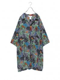 【USED】<br>SUPER BIG ALOHA SHIRT (B)