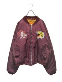 【USED CUSTOM】<br>SOUVENIRE EMBROIDERY BIG MA-1