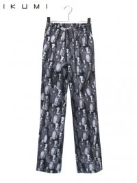 【IKUMI】<br>GRANDPARENT PANTS