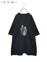 【IKUMI】<br>GRANDPARENT BIG Tee