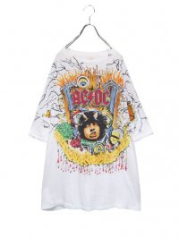 【USED CUSTOM】<br>VINTAGE PAKISTAN COTTON BODY<br>REPRINT Tee
