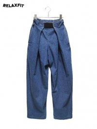 【RELAXFIT】<br>NORTH PADRE ISLAND DENIM / ICE BLUE