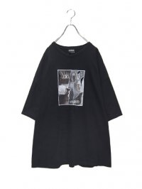 【USED】<br>ART EMBROIDERY BIG Tee