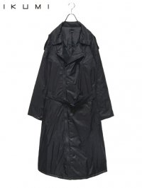 【IKUMI】<br>BIKERS COAT