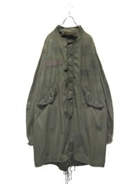 【USED】<br>80's US ARMY M-65 MODS PARKA